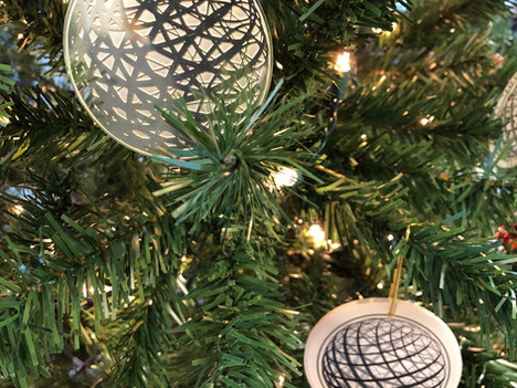 These Ornaments Are More Than Decoration
