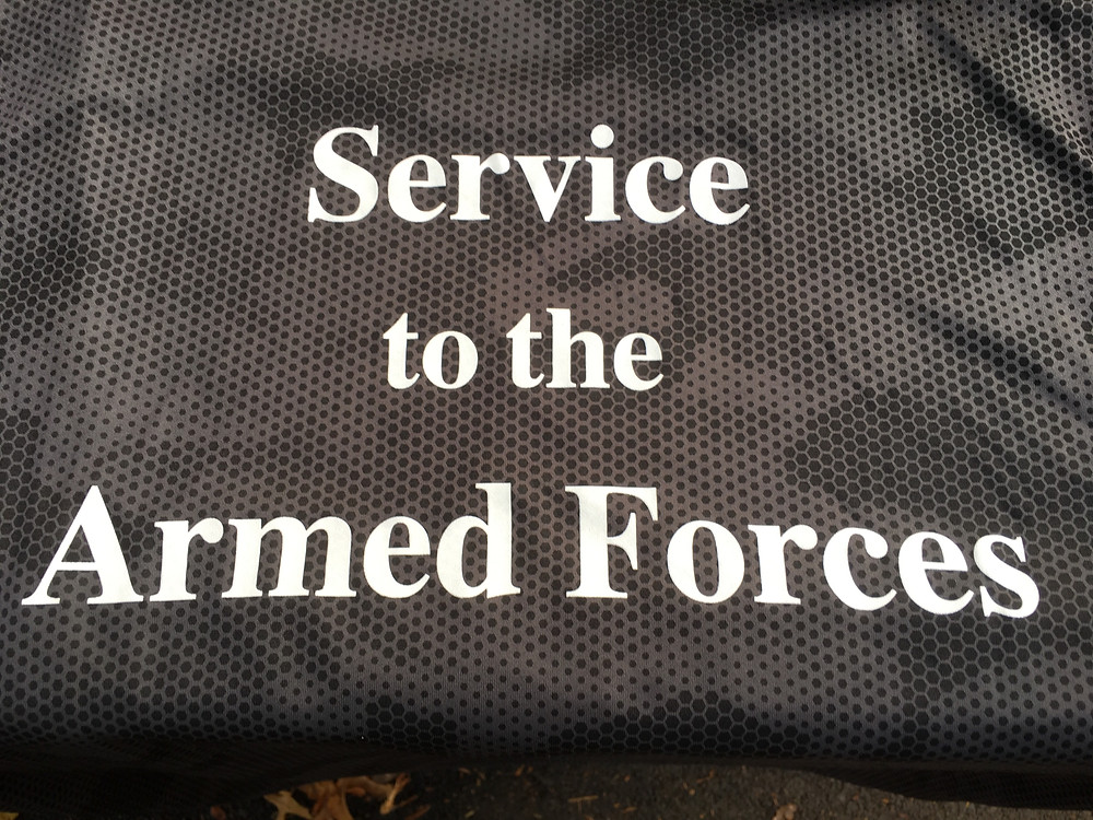Service to the Armed Forces offer programs for military, veterans, and their families.