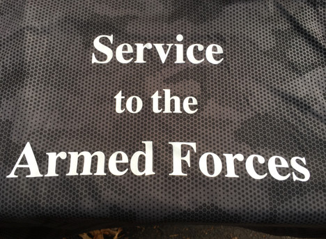 Supporting the Service to the Armed Forces