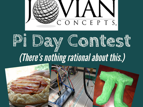 Pi Day is this Weekend