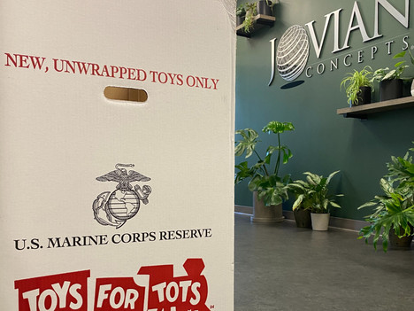 Toys for Tots Collection Happens Throughout November