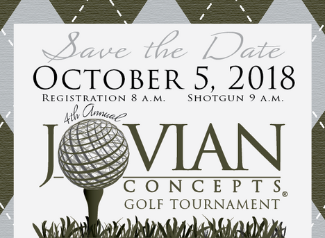 Save the Date for Golf--OCTOBER 5