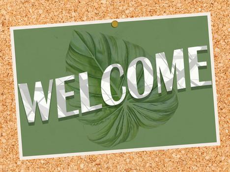 Welcome, Interns!