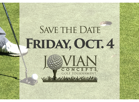 Save the Date for Golf