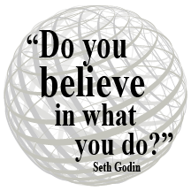 Favorite Author: Seth Godin