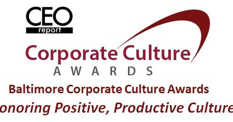 Jovian Concepts is named a winner in CEO Report Baltimore Corporate Culture Awards