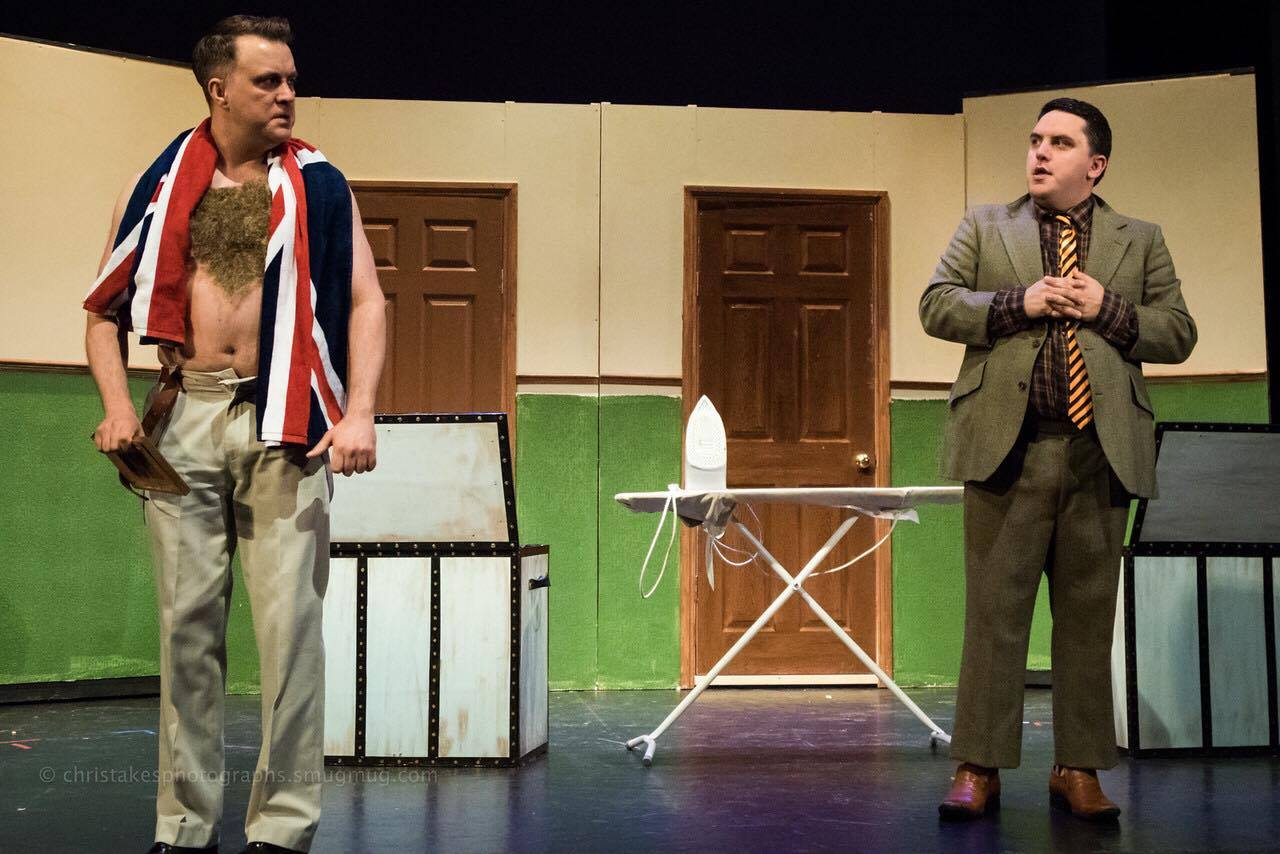 One Man, Two Guvnors [2016]