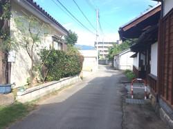 ②号地南側道路
