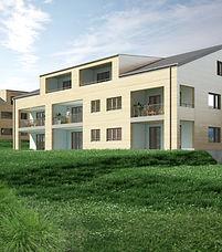 Haus B Eigentumswohnungen in Uetliburg
