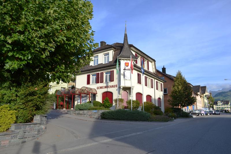 Gemeindehaus Gommiswald