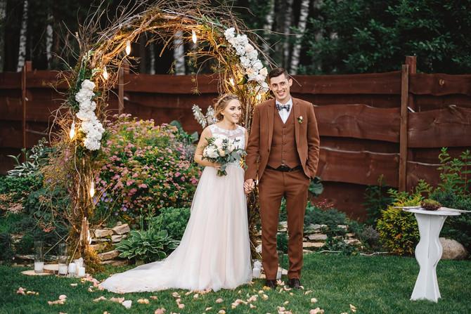 Свадьба Сергея и Елены в Lesnoy Village