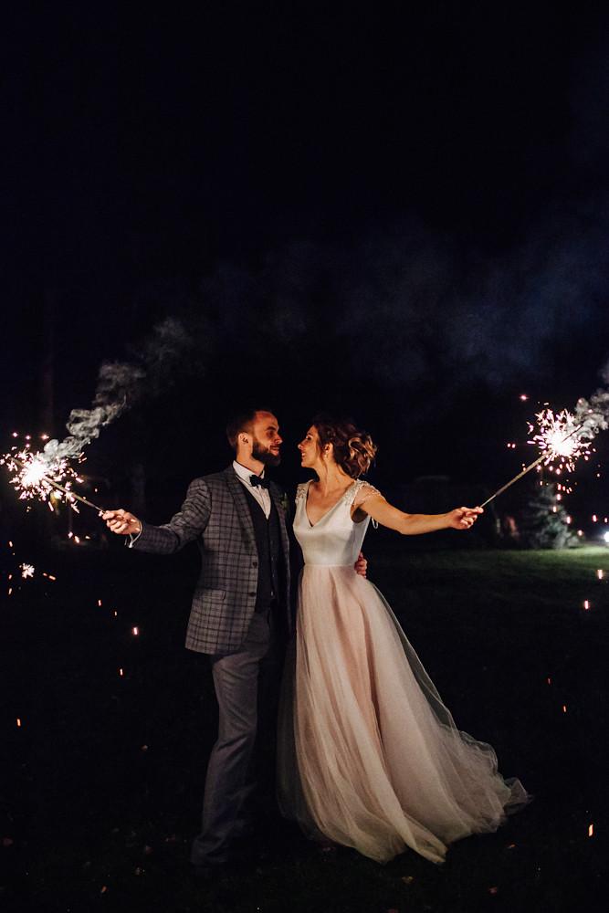 Свадьба Романа и Нины в Lesnoy Village