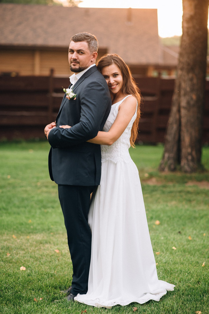 Свадьба Сергея и Татьяны в Lesnoy Village