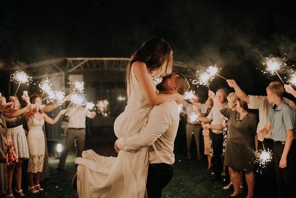 Свадьба в Lesnoy Village Барнаул 2017