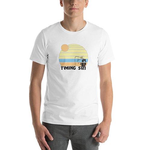 Taming Sari T-shirt Summer Logo
