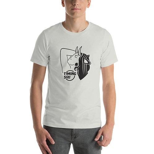 Short-Sleeve Unisex T-Shirt Classic logo