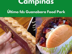 Campinas - Último fds Guanabara Food Park