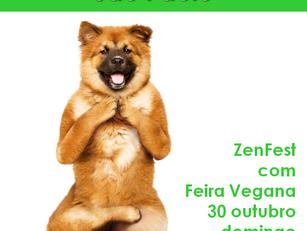 São Paulo: ZenFest com Feira Gastronômica do Bem