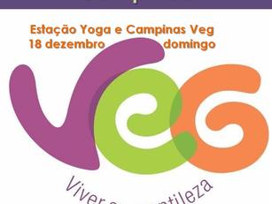 Campinas: Estação Yoga e Campinas Veg