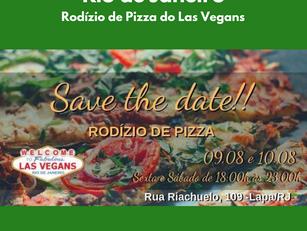 Rio de Janeiro | Rodízio de Pizza do Las Vegans