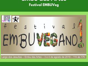 Embu das Artes | Festival EmbuVeg