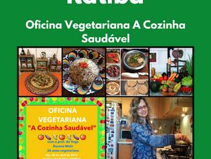 Itatiba – Oficina Vegetariana A Cozinha Saudável