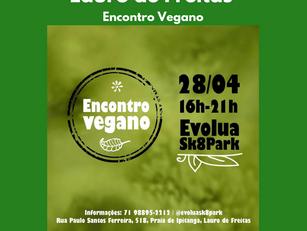 Lauro de Freitas | Encontro Vegano