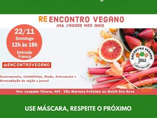 São Paulo | Encontro Vegano JMA