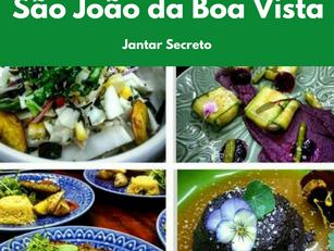 São João da Boa Vista: Jantar Secreto