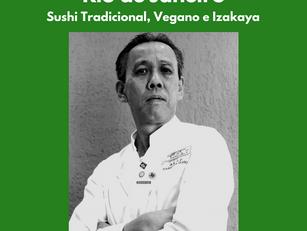 Rio de Janeiro | Sushi Tradicional, Vegano e Izakaya