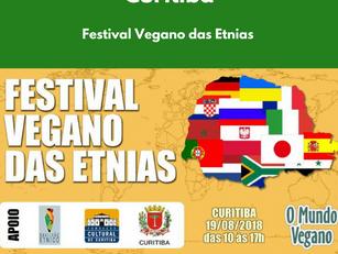 Festival Vegano das Etnias