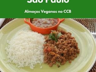 Almoços Veganos no CCB