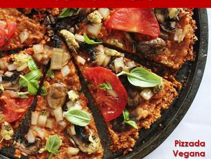 Santo André: Pizzada Vegana de Novembro!