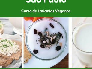 Curso de Laticínios Veganos