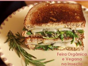 Porto Alegre: Feira Orgânica e Vegana na Insecta