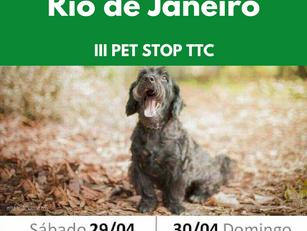 Rio de Janeiro - III PET STOP TTC