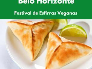 Belo Horizonte - Festival de Esfirras Veganas