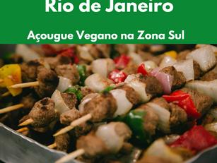 Rio de Janeiro - Açougue Vegano na Zona Sul