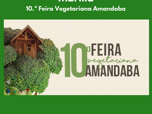 Marília | 10.ª Feira Vegetariana Amandaba