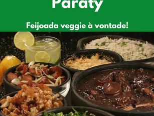Paraty - Feijoada veggie à vontade!