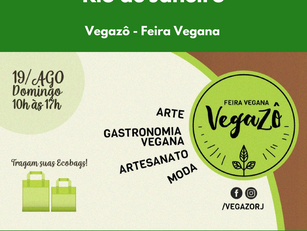 Vegazô - Feira Vegana