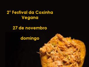 Santos: 2° Festival da Coxinha Vegana