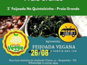 2° Feijoada No Quintalzinho - Praia Grande