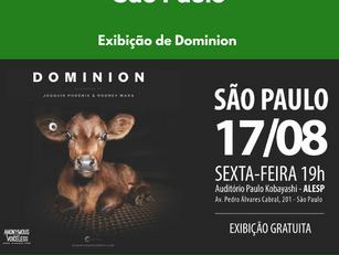Exibição de Dominion