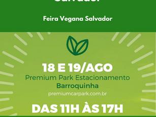 Feira Vegana Salvador