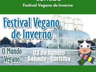 Curitiba | Festival Vegano de Inverno