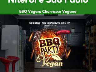 BBQ Vegan: Churrasco Vegano