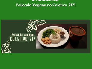 Diadema | Feijoada Vegana no Coletivo 217!