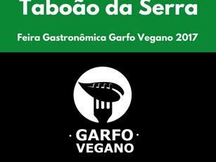 Taboão da Serra: Feira Gastronômica Garfo Vegano 2017