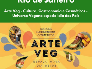 Arte Veg – Cultura, Gastronomia e Cosméticos